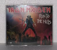 Iron Maiden: Run to the Hills (Live) - 4 Track Enhanced CD Single